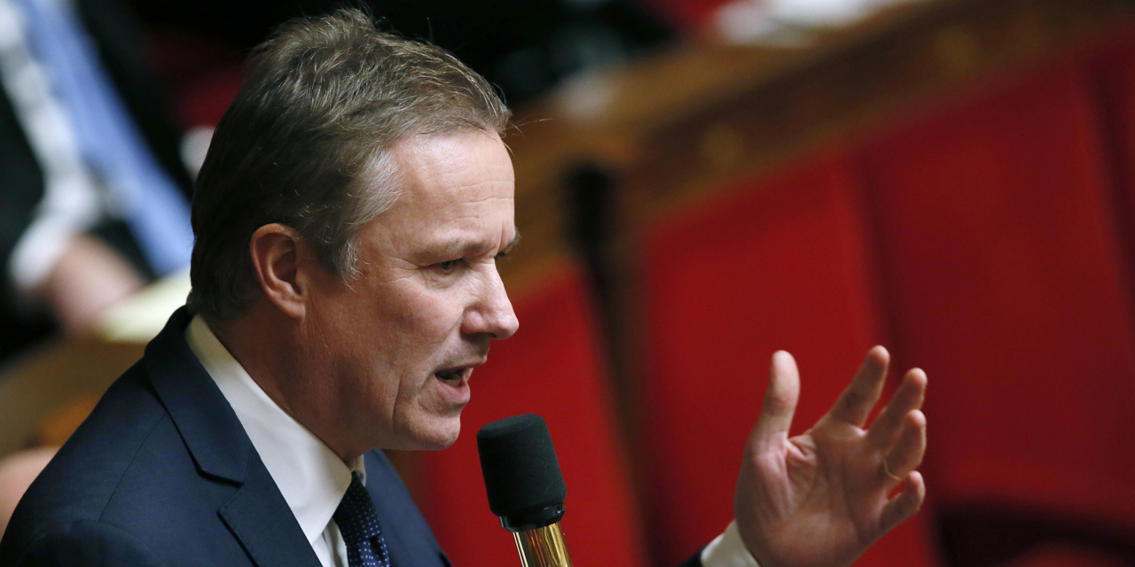 "Intervention de Nicolas Dupont-Aignan au ""Dialogue franco-russe"""