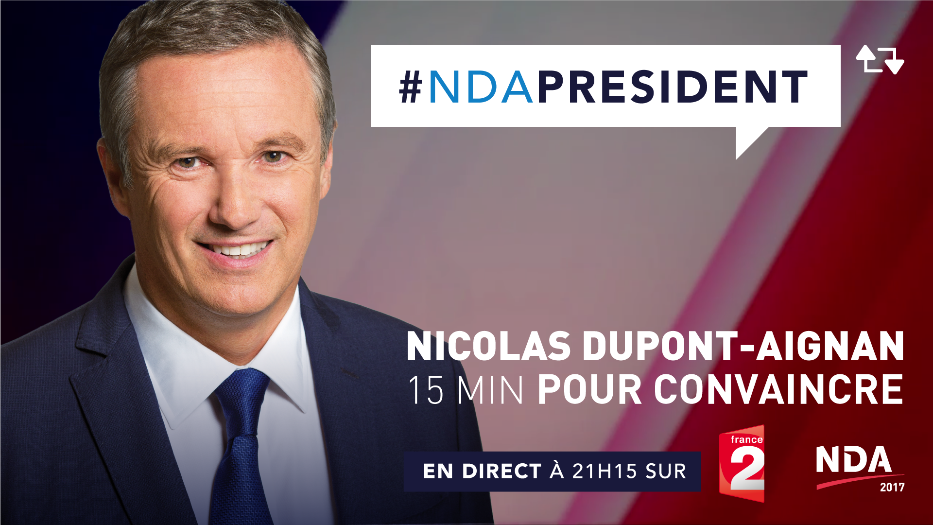 NDA invité de France 2